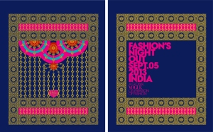 Manish Arora tote for FNO India